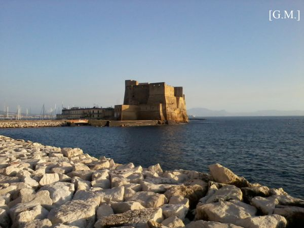 Castel dell'ovo Megaride