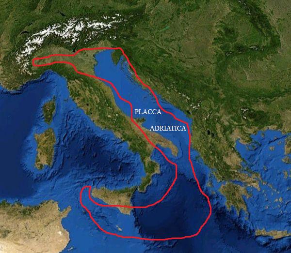 placca-adriatica
